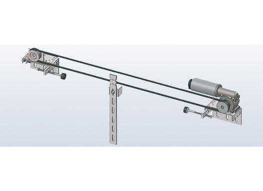 Profil-Verbindungssysteme - DTSG-Türlösungen