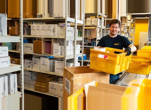 Shop-Logistik