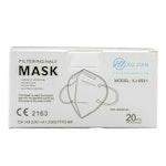 FFP2 NR Maske EN149:2001 + A1:2009 CE2163 20er Box
