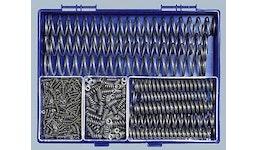 Federsortimente aus 1.4310 Edelstahl rostfrei Druckfedern