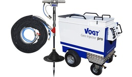 VOGT Geo injector pro