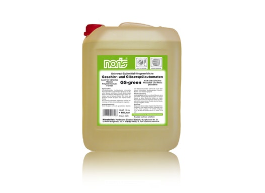 Noris GS-green (NTA u. EDTA-frei, Phosphat- und Phosphonatfrei)