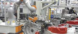 Robotergestütztes Material- & Werkstückhandling