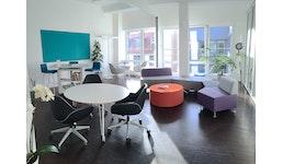 Work Loft mitten in München mit innovativen Seminarräumen