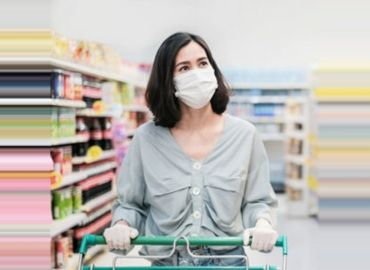 Atemschutzmasken und Gesichtsschutz
