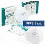 FFP2 Basic Atemschutzmaske faltbar CE zertifiziert