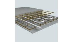 UPONOR CONTEC / Air Betonkern- Bauteilaktivierung