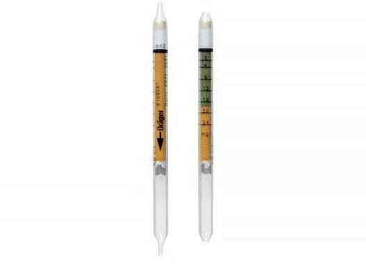 Dräger Prüfröhrchen - Kohlenwasserstoff 2/a  2 bis 24 mg / L - Dräger-Röhrchen