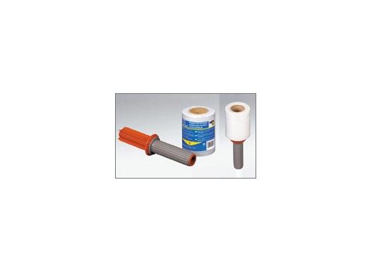 HANDABROLLER (Kunststoff) für Mini-Stretchfolie