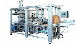 Waldner Packmaschine - Setzpacker als integrierter Packer