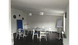 Die Innovationlounge - Raum für Motivation und Weiterbildung mitten in Düsseldorf mieten