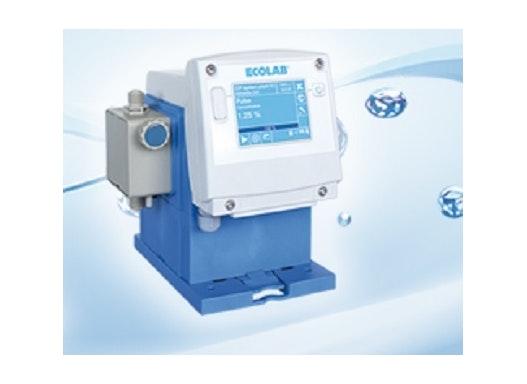 Dosierpumpe EcoAdd, vollautomatisches Dosiergerät zum Dosieren von Mineralstofflösungen oder Wasserchemie