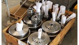 Ersatzteile - Instandhaltung von Fremdfabrikaten
