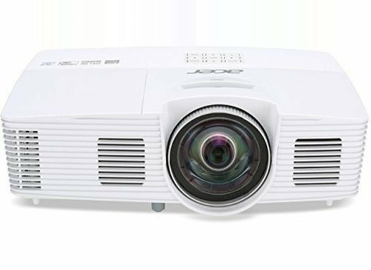 ACER Beamer H6517ST 3200 Lumen F-HD HDMI 3D weiss Shortdist