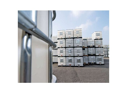 Kunststoffcontainer IBC
