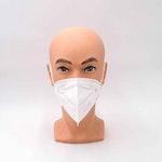 FFP2 Atemschutzmaske Dt. Hersteller Fa. FIT 20er Pack