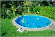 Rundschwimmbecken Bari