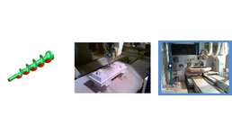 CAD-Konstruktion CNC-Fräserei für Holz und Kunststoff