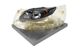 Hochauflösender 3D-Druck