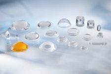 Glaslinsen für Beleuchtungen, LED-Optiken
