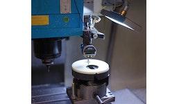 CNC - Teile aus Kunststoff