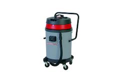Ein leistungsstarker Pumpensauger - Der Factory Vac SP 80 EVAC