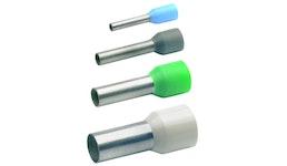 Klauke 1738 Aderendhülse isol. 2,5qmm 8mm grau DIN46228-4