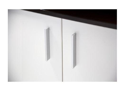 Möbelgriff Aluminium - 128 mm