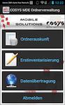 Android-Lösung Ordner- und Dokumentenverwaltung