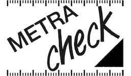 Ihr persönlicher Servicevertrag: METRA-CHECK