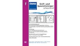CLEANUS-GRILL- UND SPEZIALREINIGER