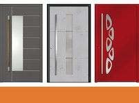 Aluminium-Haustüren von HOCO