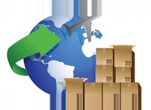 Luftfracht- Export