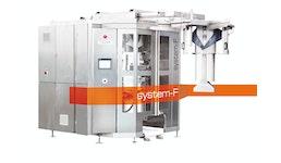 STATEC BINDER - System-F: Vertikale Form-Fill-Seal Verpackungsmaschine