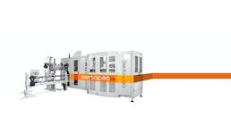 vollautomatische Offensack Verpackungsmaschine certopac