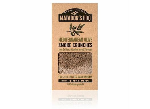MATADOR'S BBQ® Mediterranean Olive Smoke Crunches
