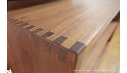 Maßgeschreinerte Möbel