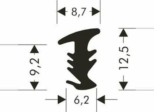 Verglasungsdichtung C-785 für Innen und Aussen