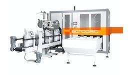 STATEC BINDER - ACROPAC: Vollautomatische Verpackungsmaschine