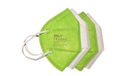 20  weiße &  40 grüne FFP2 Masken von ESLH