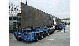 Nationale & internationale LKW-Verkehre