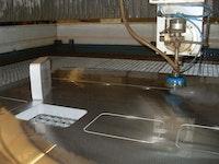 Auftragsbezogene Materialverarbeitung