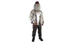 Hitzeschutz-Jacke mit Ruck-Zuck Verschluss