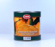 Mandarinen / Mandarinenkonserve