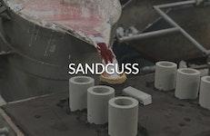 Sandguss