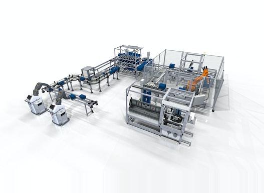 Automatisierung für Montage und Produktion