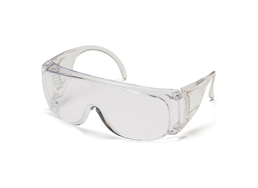 Besucher- und Überbrille (PC)