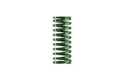 Schraubendruckfeder Grün