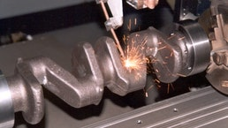 Laserauftragschweißen - Lohnfertigung
