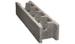 isospan Holzbetonmantelsteine ohne integrierter Wärmedämmung